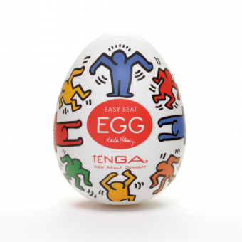 Мастурбатор Keith Haring Egg Dance