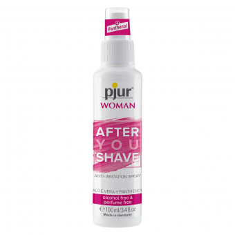 Спрей после бритья pjur®Woman After You Shave Spray 100 ml